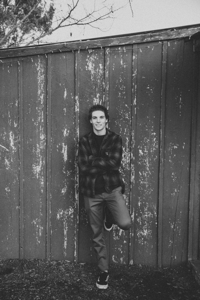High School Senior Portrait Session in Temecula California senior portrait photographer Sharisse Rowan Photography.